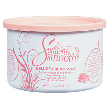 Suddenly Smooth Deluxe Cream Wax
