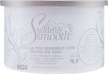 Suddenly Smooth Ultra Sensitive Zinc Oxide Wax