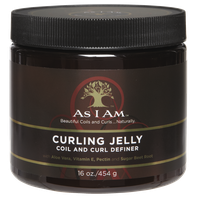 As I Am Curling Jelly Curl and Coil Definer