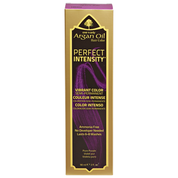One 'n Only Argan Oil Hair Color Perfect Intensity Pure Purple