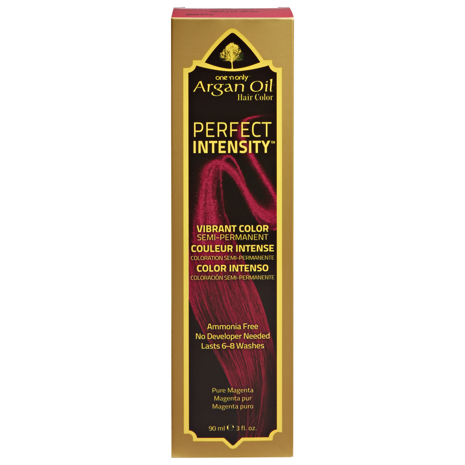 One 'n Only Argan Oil Hair Color Perfect Intensity Pure Magenta