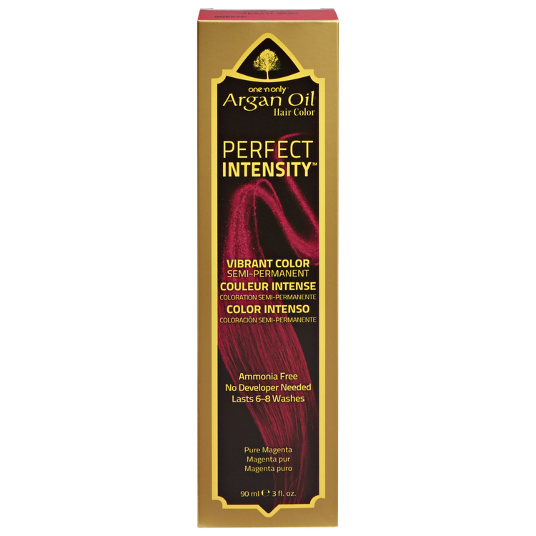 Argan Oil In Hair Color