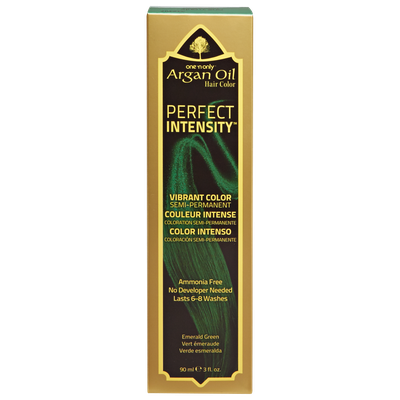 One 'n Only Argan Oil Hair Color Perfect Intensity Emerald Green