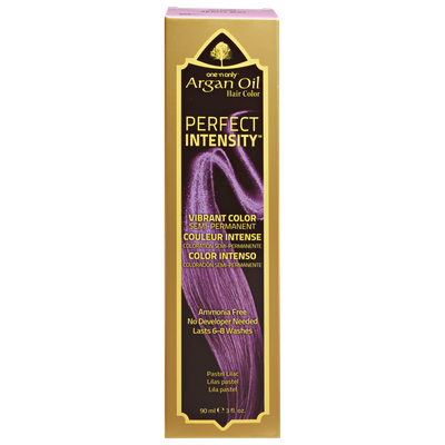 One 'n Only Argan Oil Hair Color Perfect Intensity Pastel Lilac