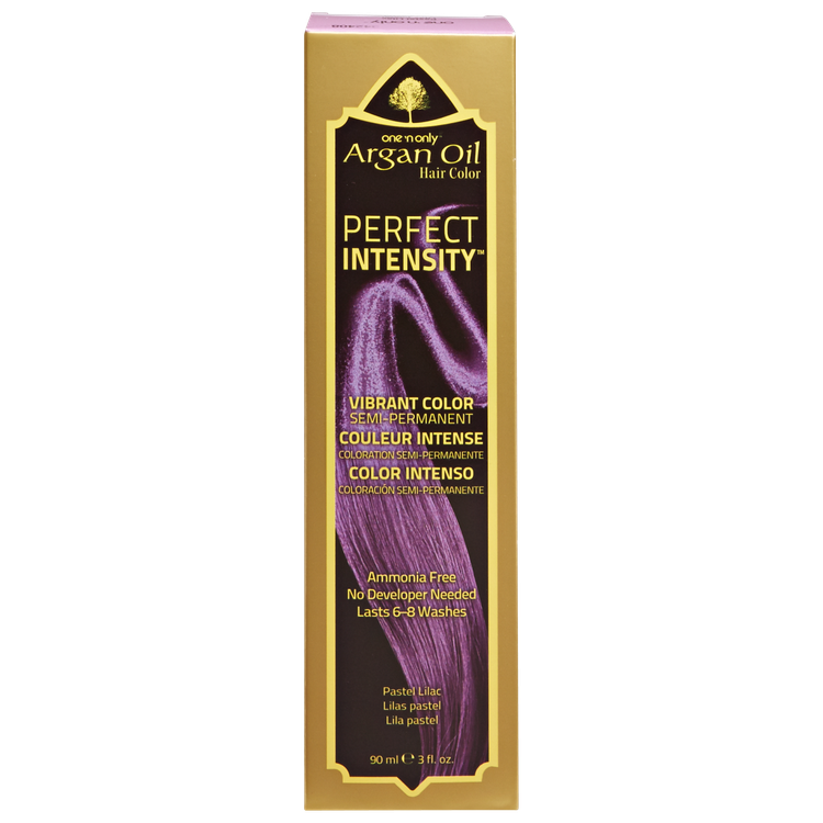 One N Only Argan Oil Hair Color Perfect Intensity Pastel Lilac