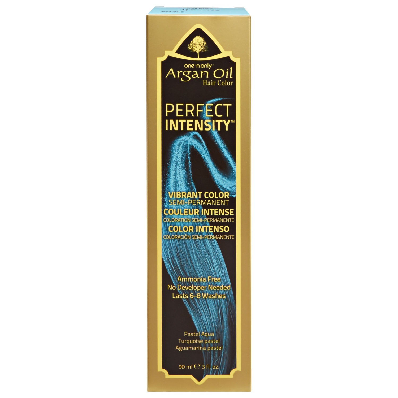 One 'n Only Argan Oil Hair Color Perfect Intensity Pastel Aqua