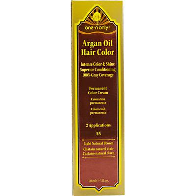One 'N Only Argan Oil Hair Color 5N Light Natural Brown