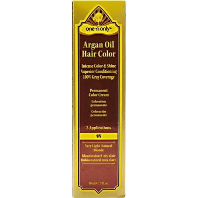 One 'N Only Argan Oil Hair Color 9N Very Light Natural Blonde