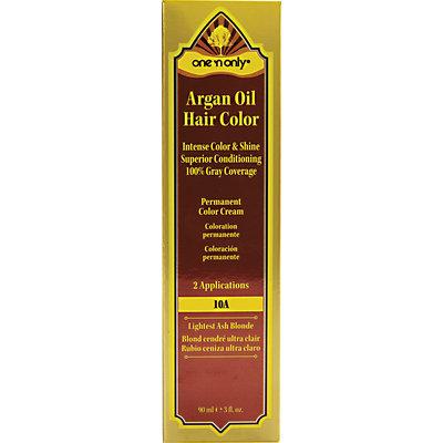 One 'N Only Argan Oil Hair Color 10A Lightest Ash Blonde