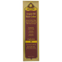 One 'n Only Argan Oil Hair Color 6T Dark Tobacco Blonde