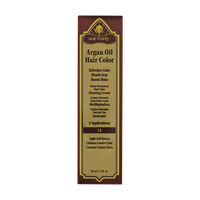 One 'n Only Argan Oil Hair Color Demi-Permanent Glossing Cream #5A Light Ash Brown