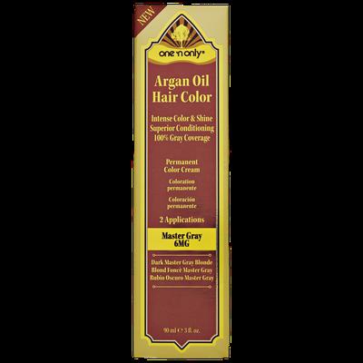 One 'n Only Argan Oil Hair Color Gray Series 6MG Dark Gray Blonde
