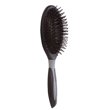 Jilbere Ergo-Grip Oval Cushion Brush