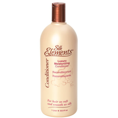 Silk Elements Luxury Moisturizing Conditioner Liter