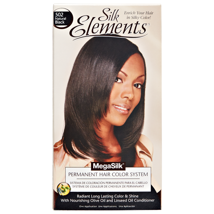 Silk Elements Megasilk Hair Color System Natural Black Reviews