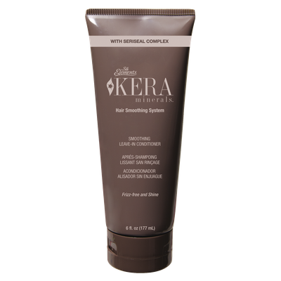 Silk Elements Kera Minerals Smoothing Leave-In Conditioner