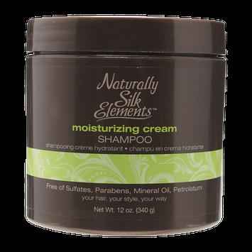 Naturally Silk Elements Moisturizing Cream Shampoo