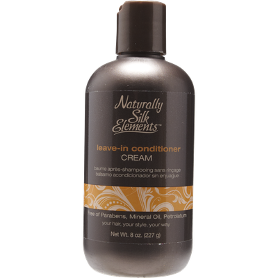 Naturally Silk Elements Leave-In Conditioner Cream