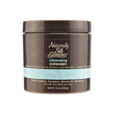 Naturally Silk Elements Cleansing Cowash