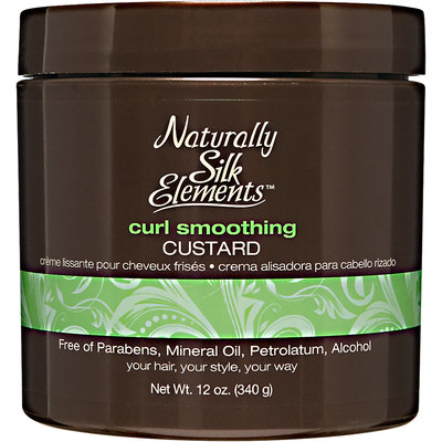 Naturally Silk Elements Curl Smoothing Custard