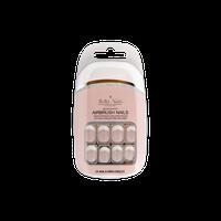 Bella Nails Bella Press-on Nails in Silver Glitter