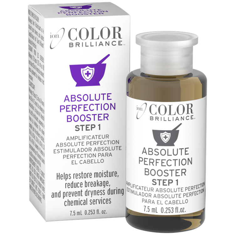 Ion Color Brilliance Absolute Perfection Booster Step One