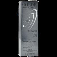 Ion Color Brilliance Metallics Gunmetal Gray
