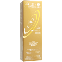 Ion Color Brilliance Permanent Creme 10 Minute Hair Color 7G Medium Gold Ash Blonde