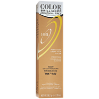 Ion Color Brilliance Ammonia Free Permanent Creme Hair Color 9NN Very Light Intense Blonde