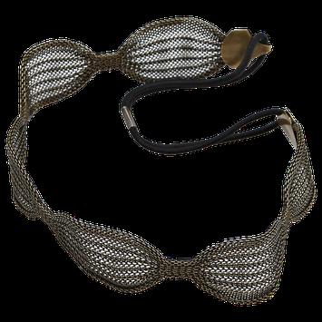 Dcnl Hair Accessories DCNL Gold Metal Headwrap