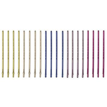 Dcnl Hair Accessories DCNL Assorted Color Bobbies