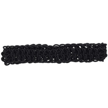 Dcnl Hair Accessories DCNL Assorted Black/Brown Stretch Woven Headwraps