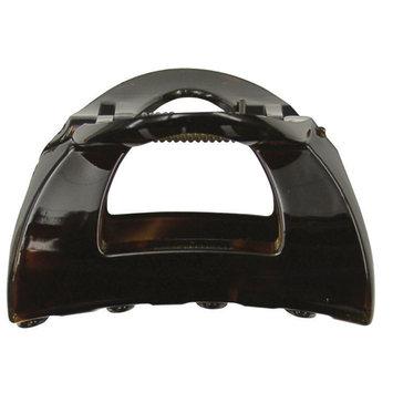 Dcnl Hair Accessories DCNL Open Round Small Tortoise Hair Clip