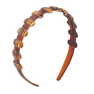 Dcnl Hair Accessories DCNL Brushed Tortoise Headband