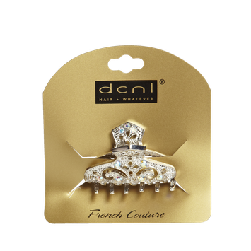 Dcnl Hair Accessories DCNL Small Rhinestone Claw Clips