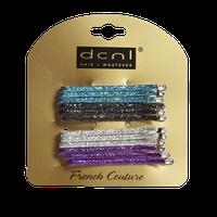 Dcnl Hair Accessories DCNL Night Shine Glitter Bobbies
