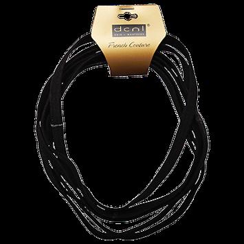 Dcnl Hair Accessories DCNL Black Elastic Headwrap