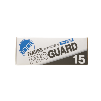 Jatai Feather ProGuard Replacement Blades - 15ct