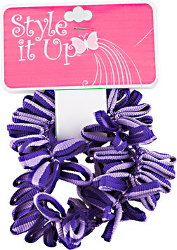 Style It Up Fabric Scrunchies