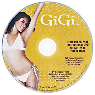 GiGi Hair Removal Educational DVD