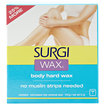 Ardell Surgi Wax Microwave Hair Remover for Body & Leg