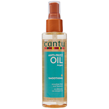 Cantu Shea Butter for Natural Hair Anti-Frizz Smoothing Oil