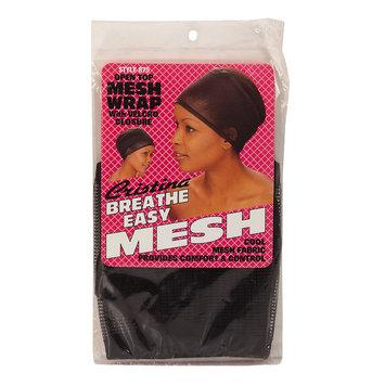 Cristina Open Top Mesh Wrap #875