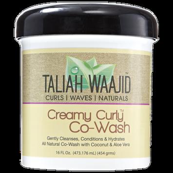 Black Earth Products Taliah Waajid Creamy Curly CoWash
