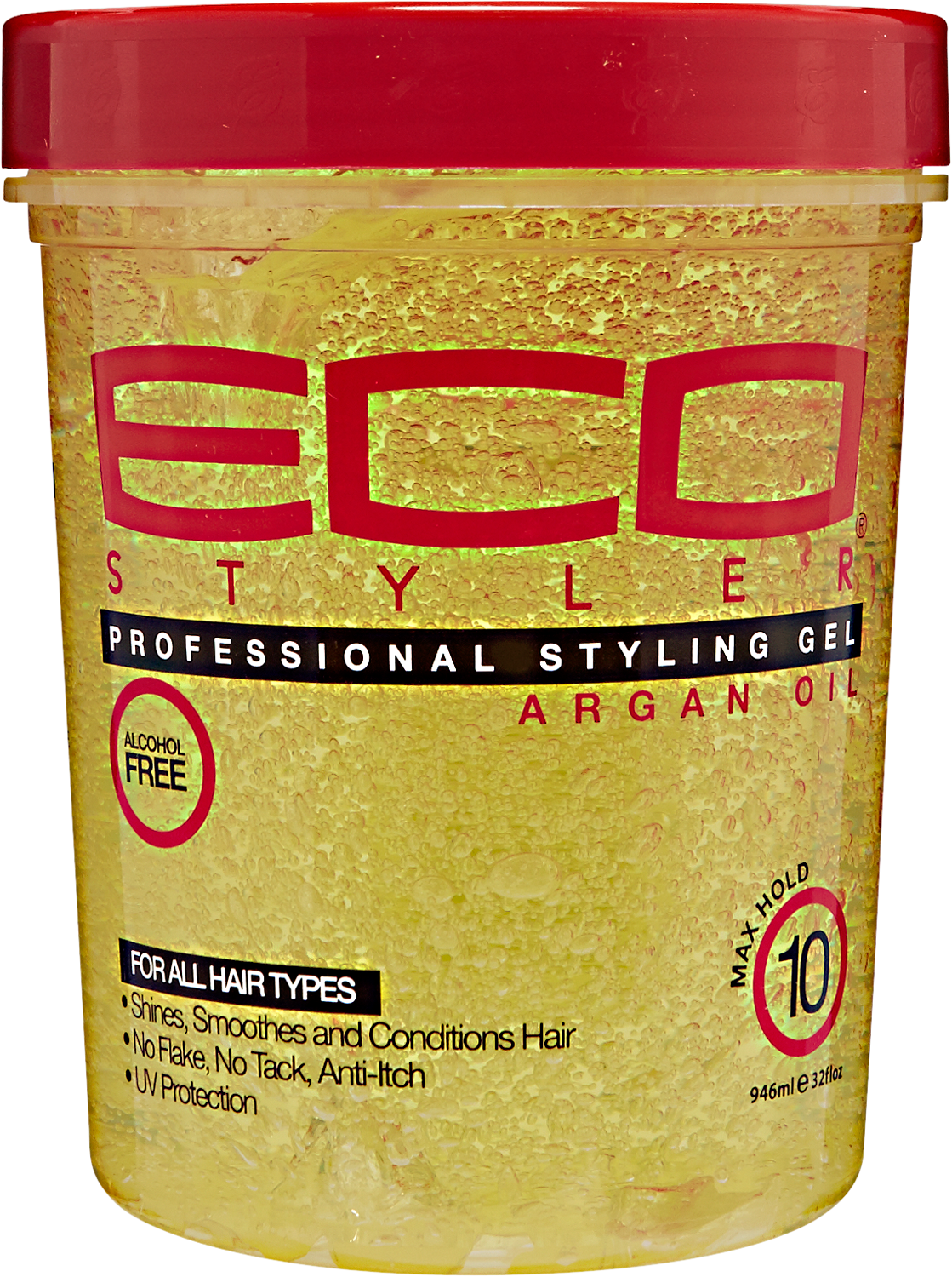 Ecoco Eco Styler Moroccan Argan Oil Styling Gel