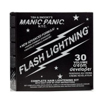 Manic Panic Flash Lightning® Bleach Kit - 30 Volume Cream Developer