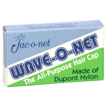 Jac-o-net Wave-O-Net All-Purpose Hair Cap Brown