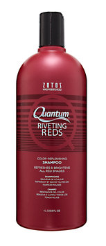 Quantum Riveting Reds Color Replenishing Shampoo 33 oz.