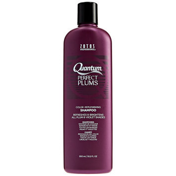 Quantum Perfect Plums Color-Replenishing Shampoo