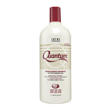 Quantum Moisturizing Shampoo for Permed and Color-Treated Hair